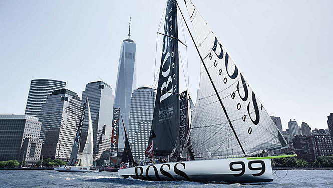 CASTLES IN THE SEA ALEX THOMSON AND LUXURY YACHTS - eMAG HUGO BOSS