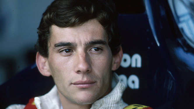 AYRTON SENNA THE MAGIC - eMAG HUGO BOSS