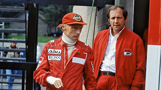 NIKI LAUDA THE SUPER RAT - eMAG HUGO BOSS