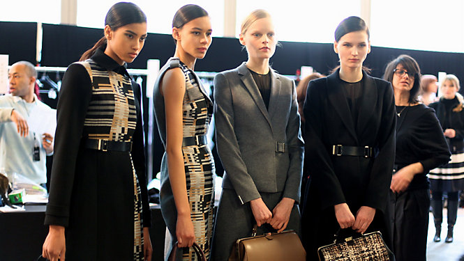 The new BOSS Womenswear Jason Wu's debut - eMAG HUGO BOSS