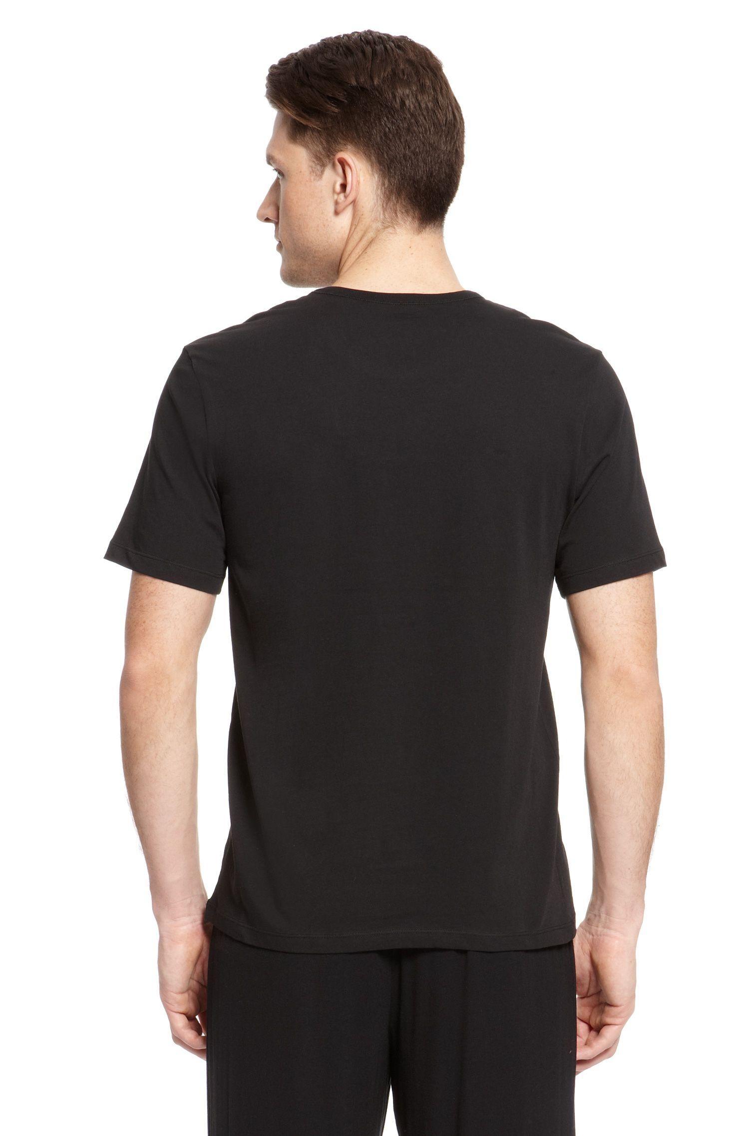 'Shirt' | Cotton Crewneck Undershirt, 3-Pack