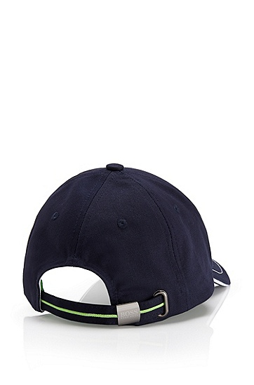'Cap' | Cotton Twill Hat, Dark Blue