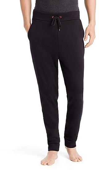 'Dooney-US' | Cotton Sweatpants, Black