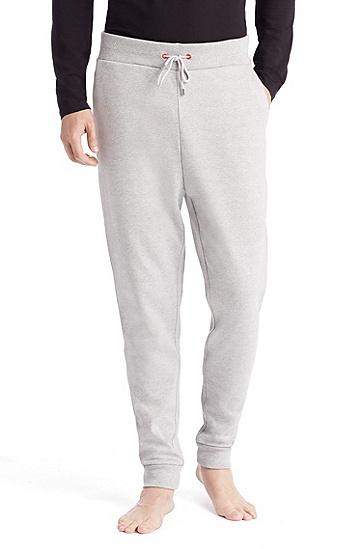 'Dooney-US'   Cotton Sweatpants, Open Grey