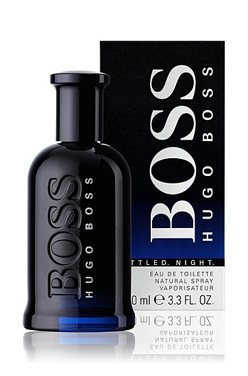 'BOSS Bottled Night' | 3.3 fl. oz. (100 mL) Eau de Toilette, Assorted-Pre-Pack