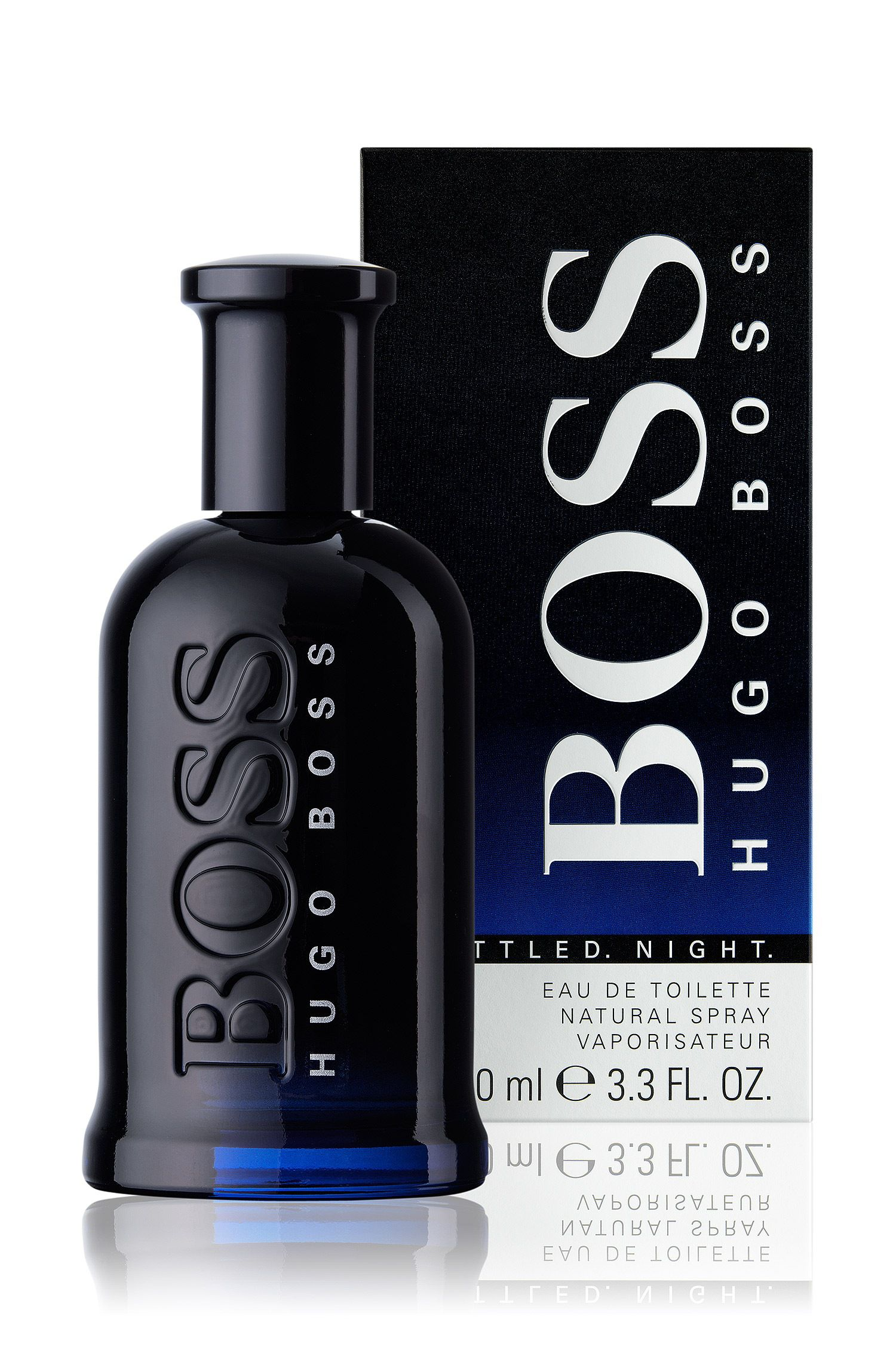 'BOSS Bottled Night' | 3.3 fl. oz. (100 mL) Eau de Toilette