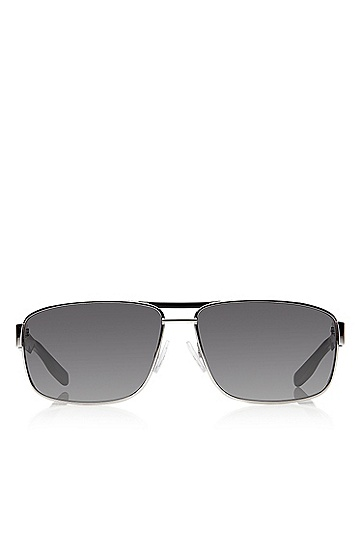 'Sunglasses' | Steel Micro-Casted Top Bridge Sunglasses, Assorted-Pre-Pack