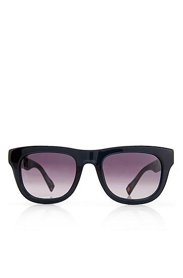 'Sunglasses' | Plastic Splash Color Frame Sunglasses, Assorted-Pre-Pack
