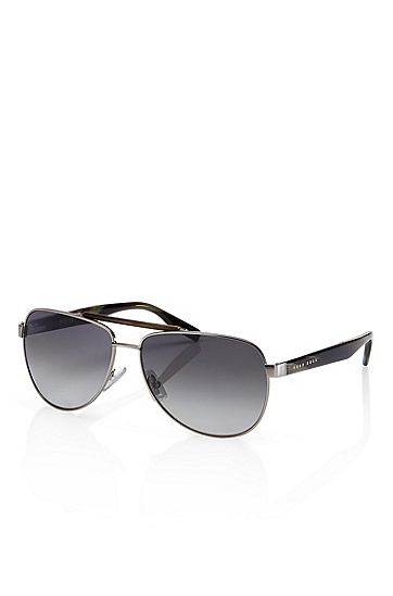 'Sunglasses' | Silver-Tone Frame Aviator Sunglasses, Assorted-Pre-Pack