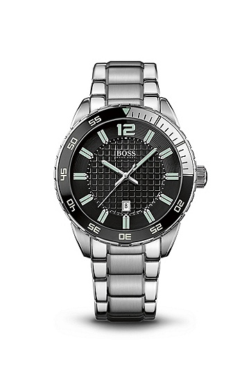 '1512889' | Stainless Steel Bracelet Strap Watch, Assorted-Pre-Pack