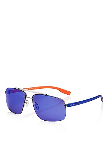 'Sunglasses' | National colors sporty sunglasses, Assorted-Pre-Pack