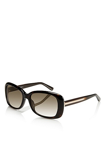 'Sunglasses' | Havana Rounded Sunglasses, Assorted-Pre-Pack