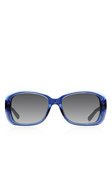 'Sunglasses' | Blue Rounded Sunglasses , Assorted-Pre-Pack