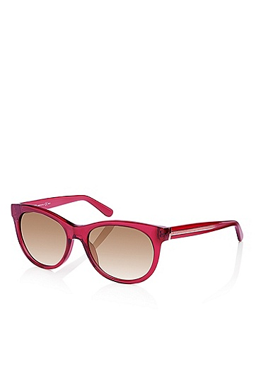 'Sunglasses' | Berry Rounded Cateye Sunglasses , Assorted-Pre-Pack