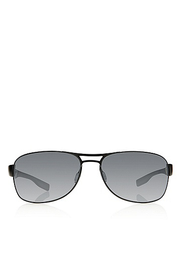 'Sunglasses' | Black Sporty Polarized Sunglasses, Assorted-Pre-Pack