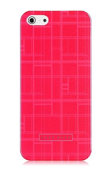 'Catwalk IP5 Pink' | Scratch Resistant iPhone 5 Case , Pink