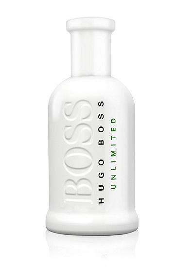 'BOSS Bottled Unlimited'   3.3 fl. oz. (100 mL) Eau de Toilette, Assorted-Pre-Pack