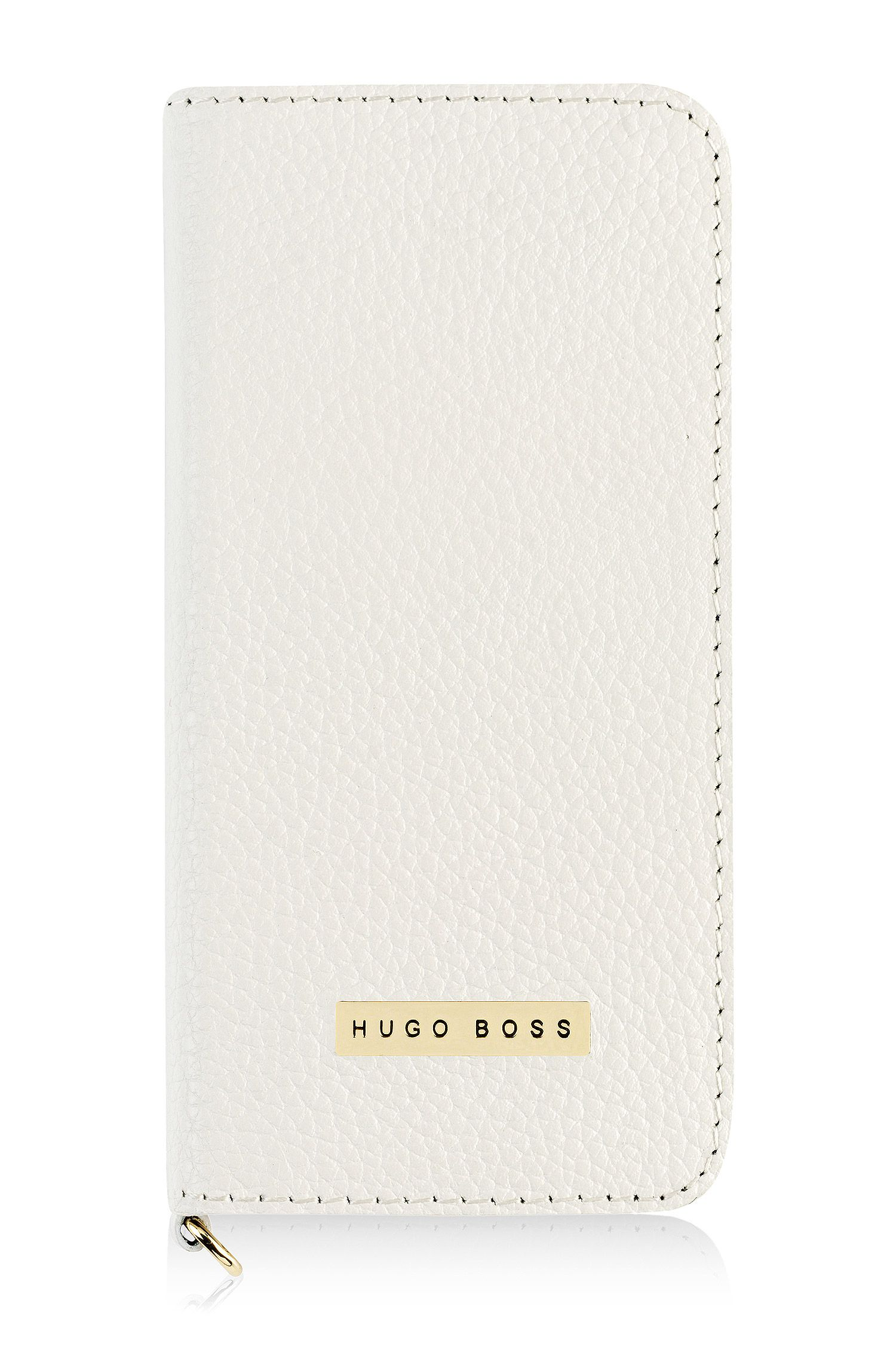 'Gracious IP5' | Leather iPhone 5 Booklet Case