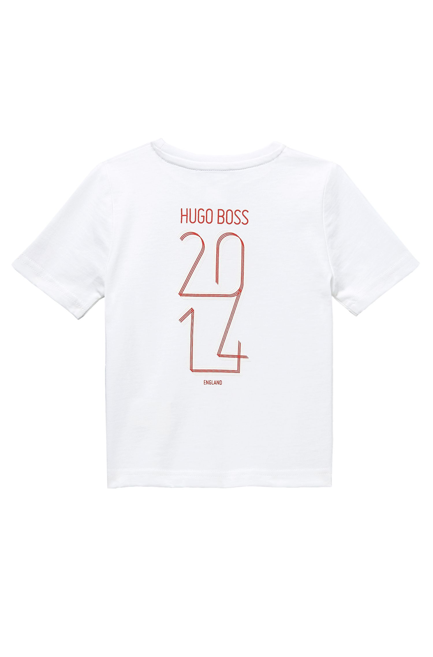 'J25670' | Boy's Country Cotton T-Shirt