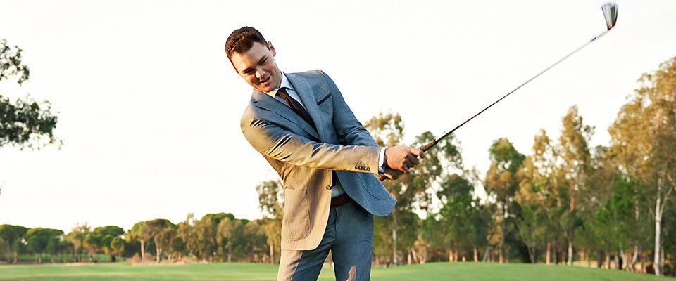 golf tips article featuring golfer Martin Kaymer