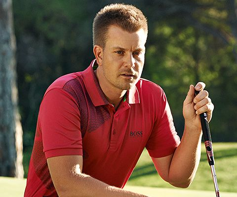 BOSS Green collection as seen on golfer Henrik Stenson