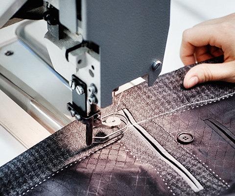 AMF stitching