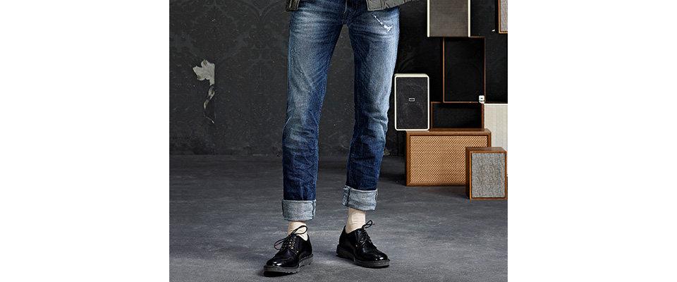 BOSSOrange Blue Jeans