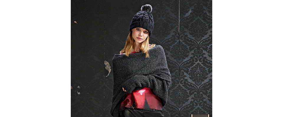 BOSSOrange Womenswear photo-print top in red andwhite