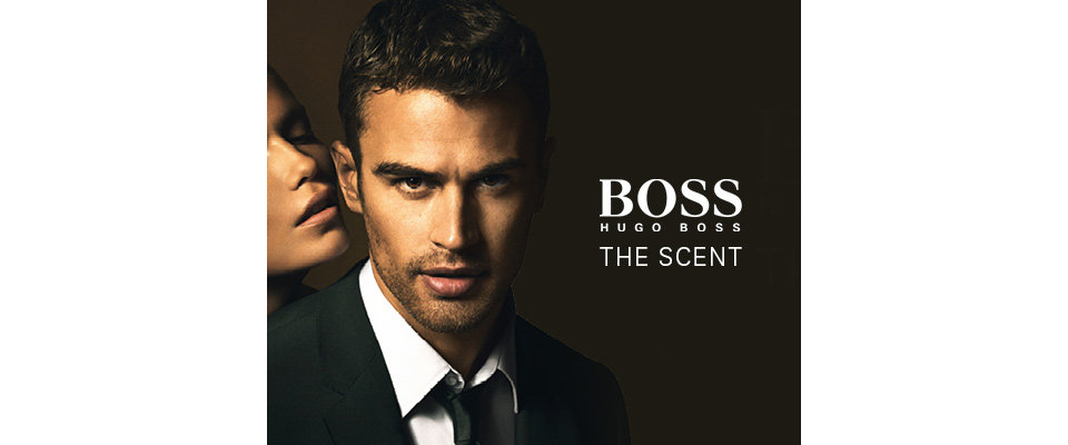 BOSS - Hugo Boss - The Scent