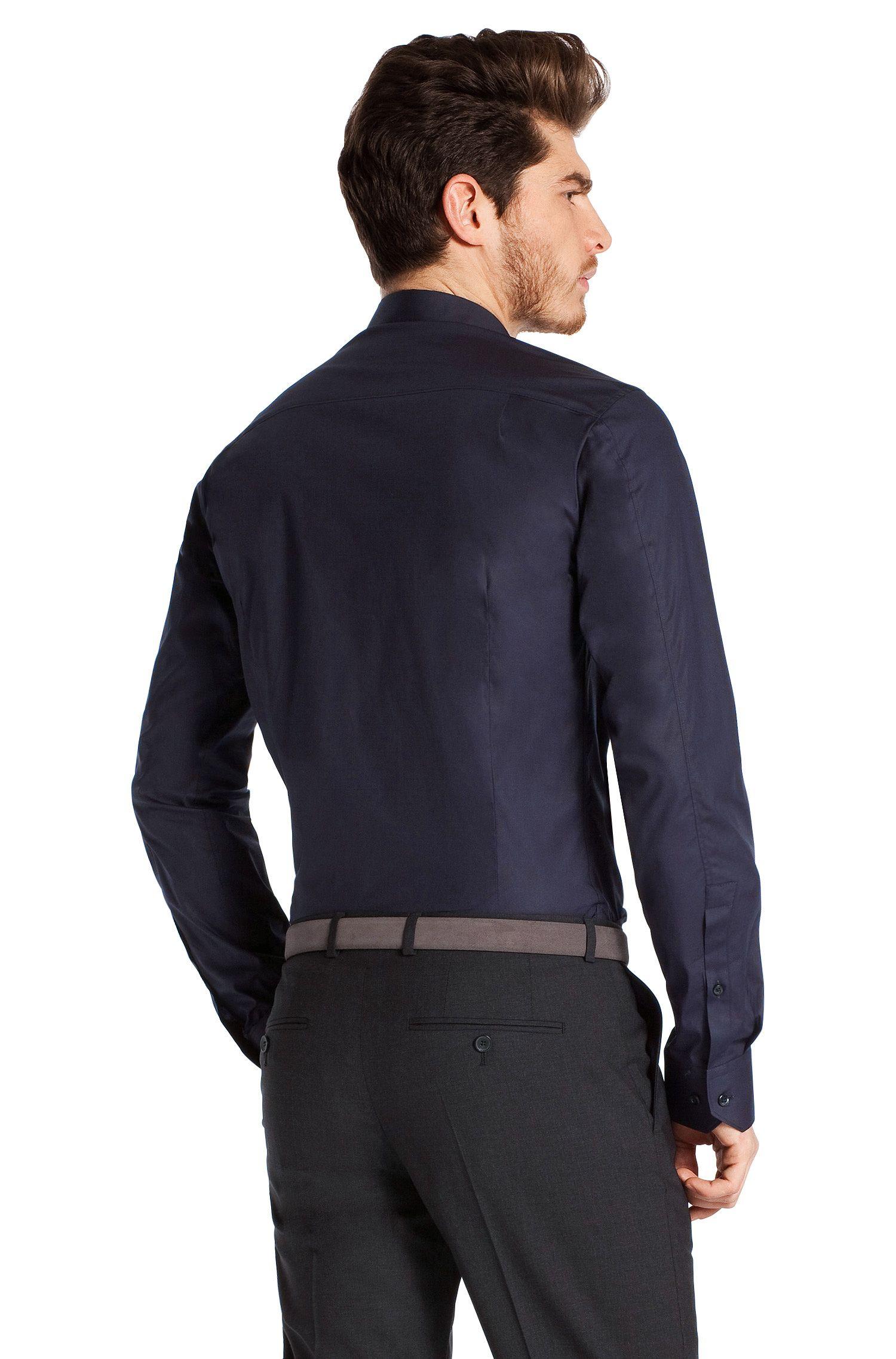 Schmales Business-Hemd ´Elisha` aus Baumwoll-Mix