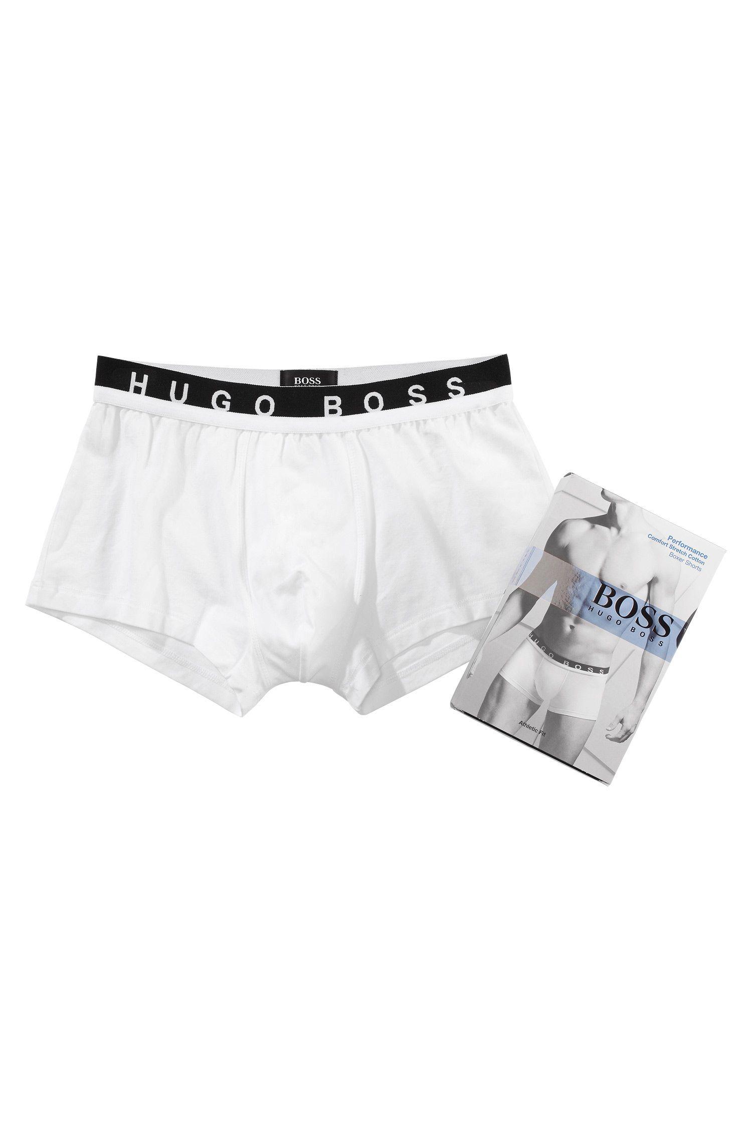 Boxer Shorts ´Boxer BM` mit Logo-Bund