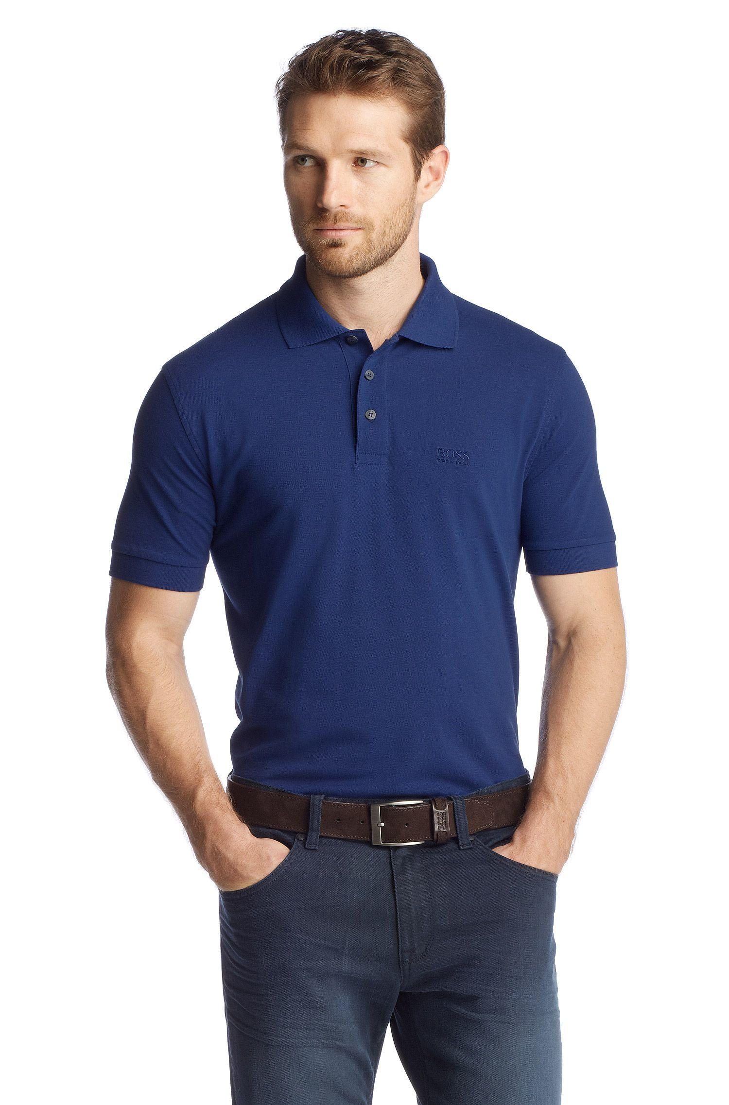 Polo ´Ferrara Modern Essentials` Pima-Baumwolle