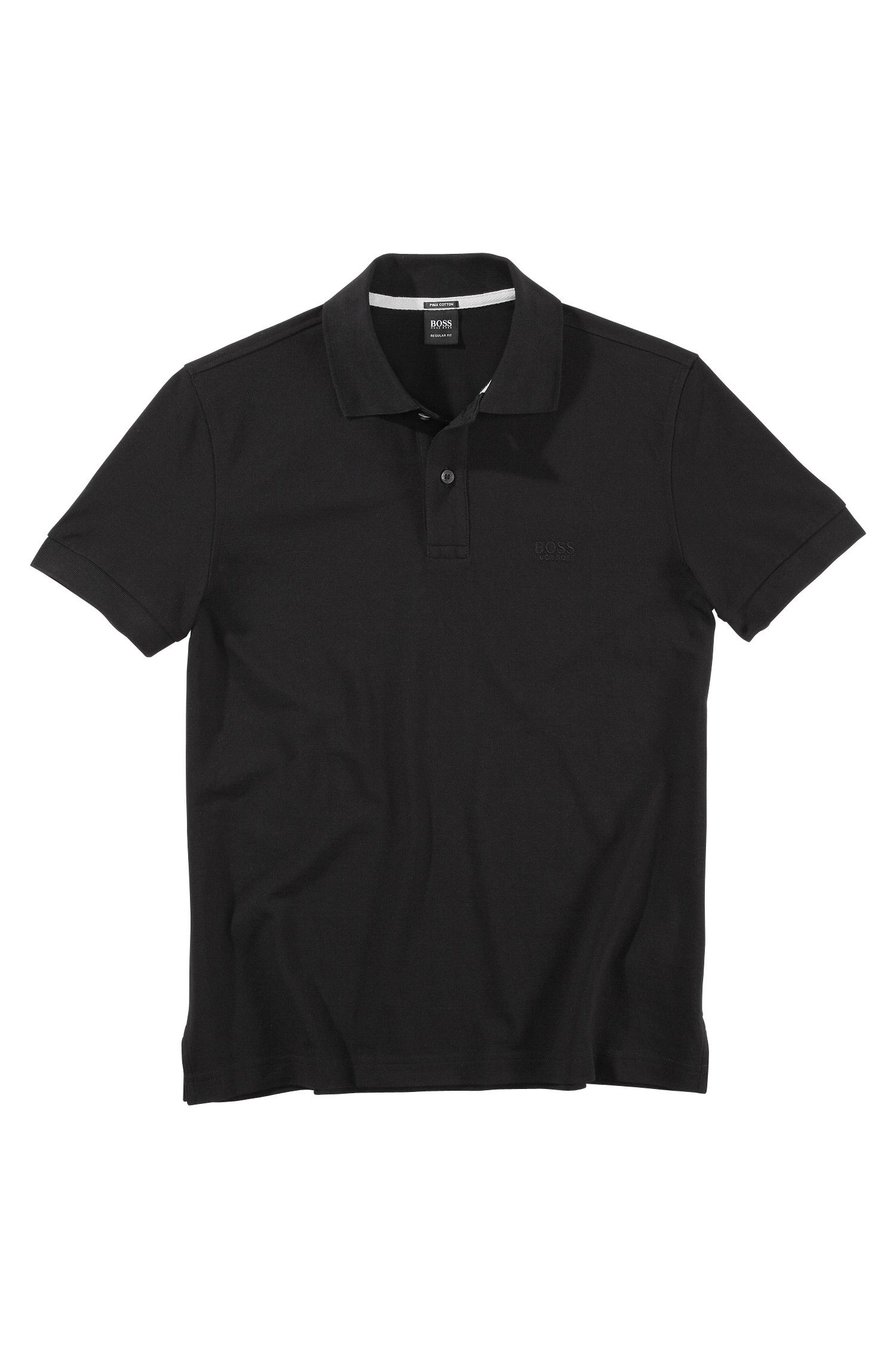 Regular-Fit Polo ´Firenze/Logo Modern Essential`