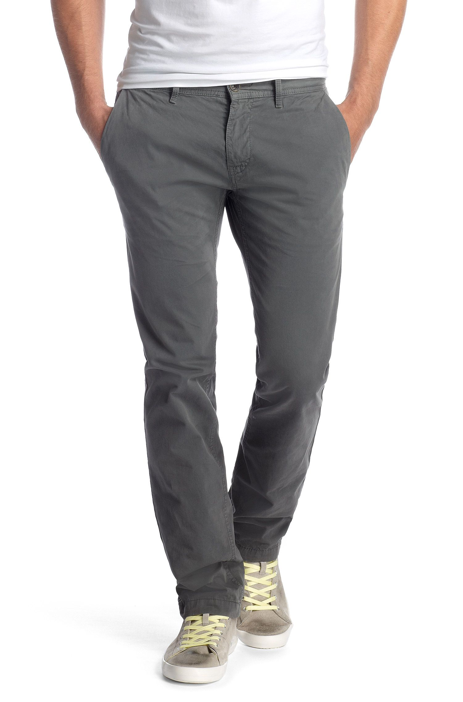 Slim fit broek ´Schino-Slim-D`
