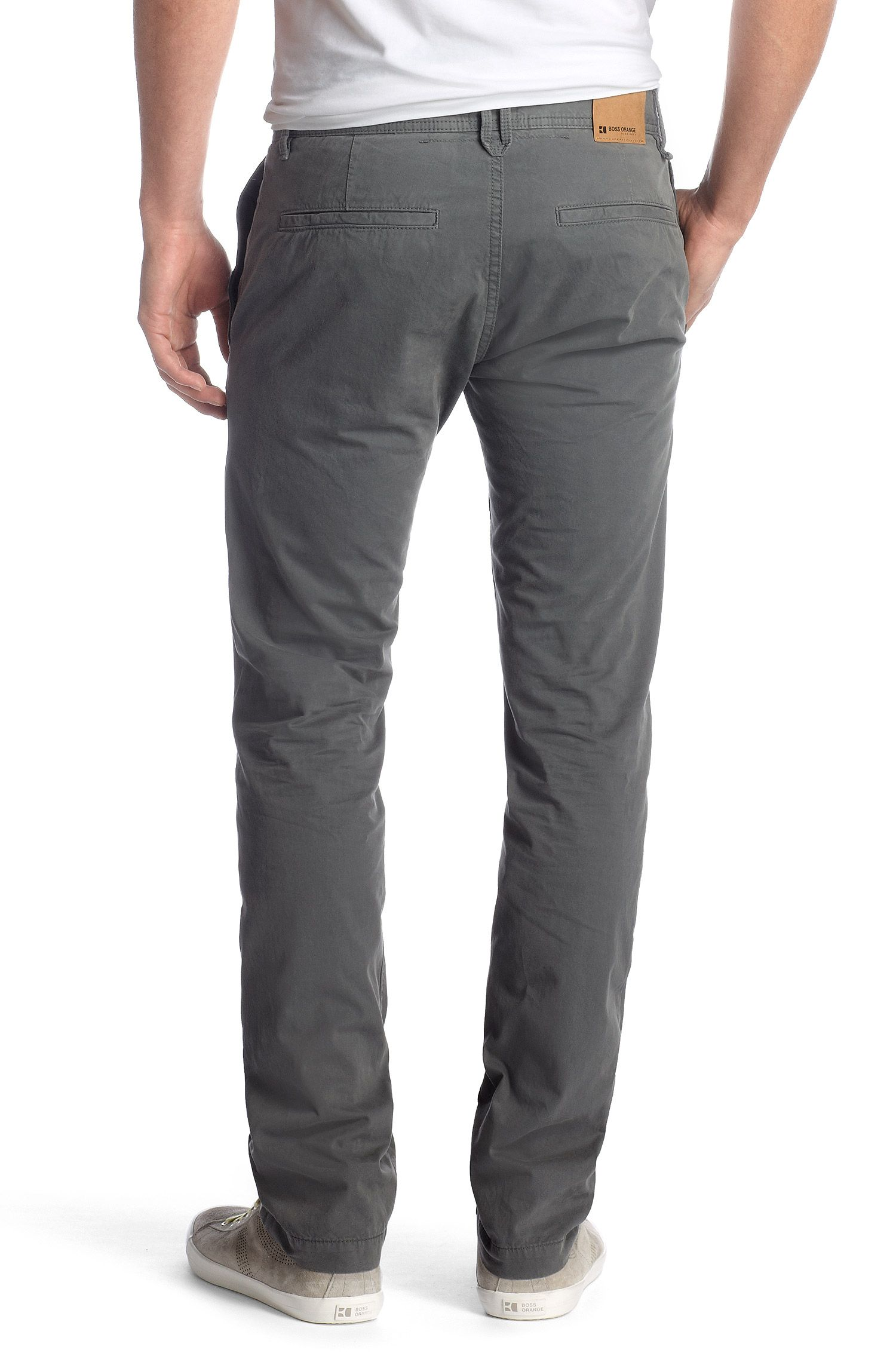 Pantalon de coupe Slim Fit, Schino-Slim-D