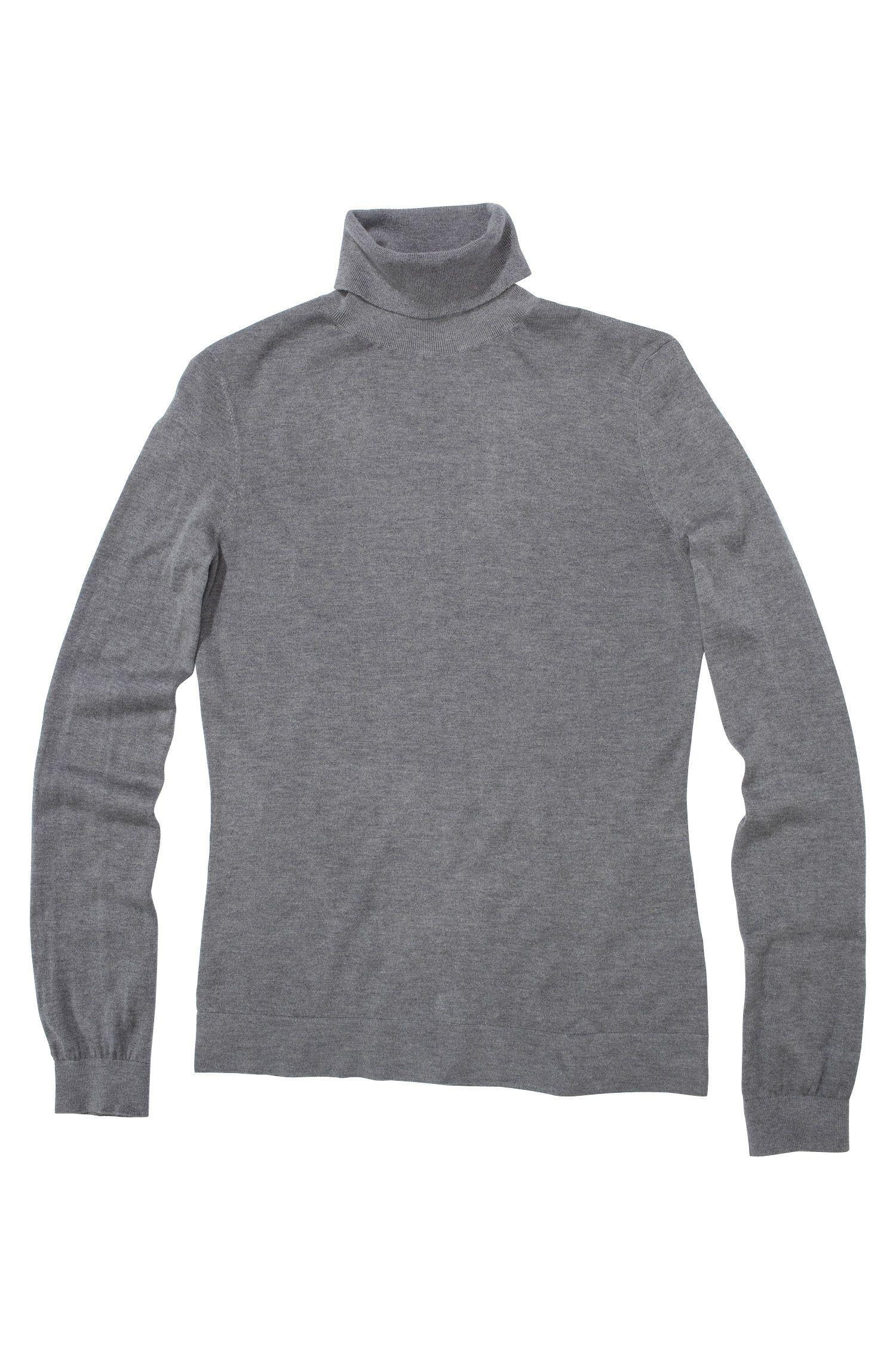 Rollkragen Pullover ´F3699` aus Kaschmir