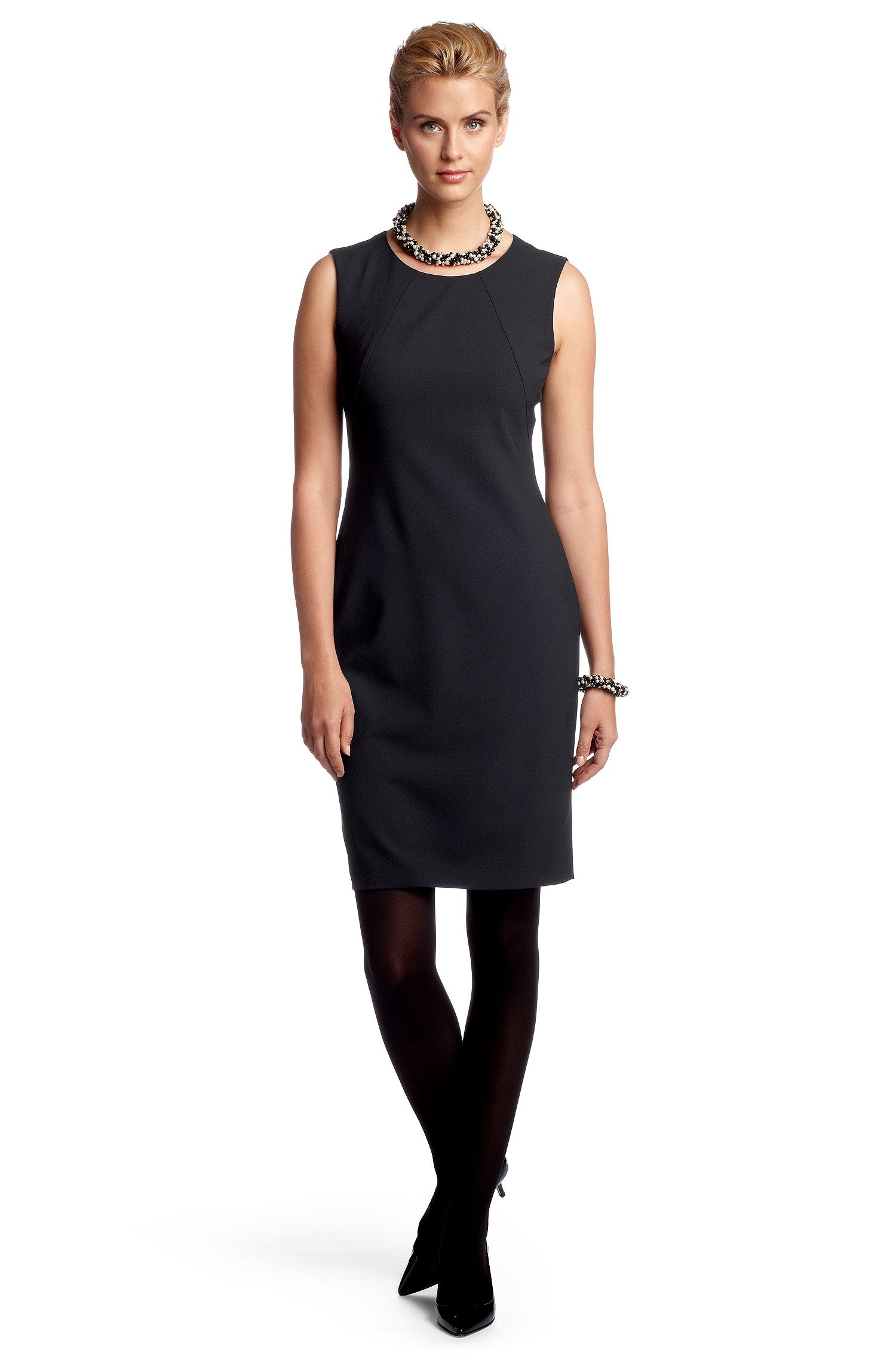 Sleeveless dress 'Dallasa'