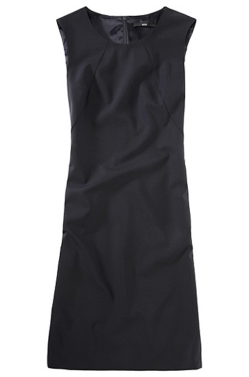 Sleeveless dress 'Dallasa', Dark Blue