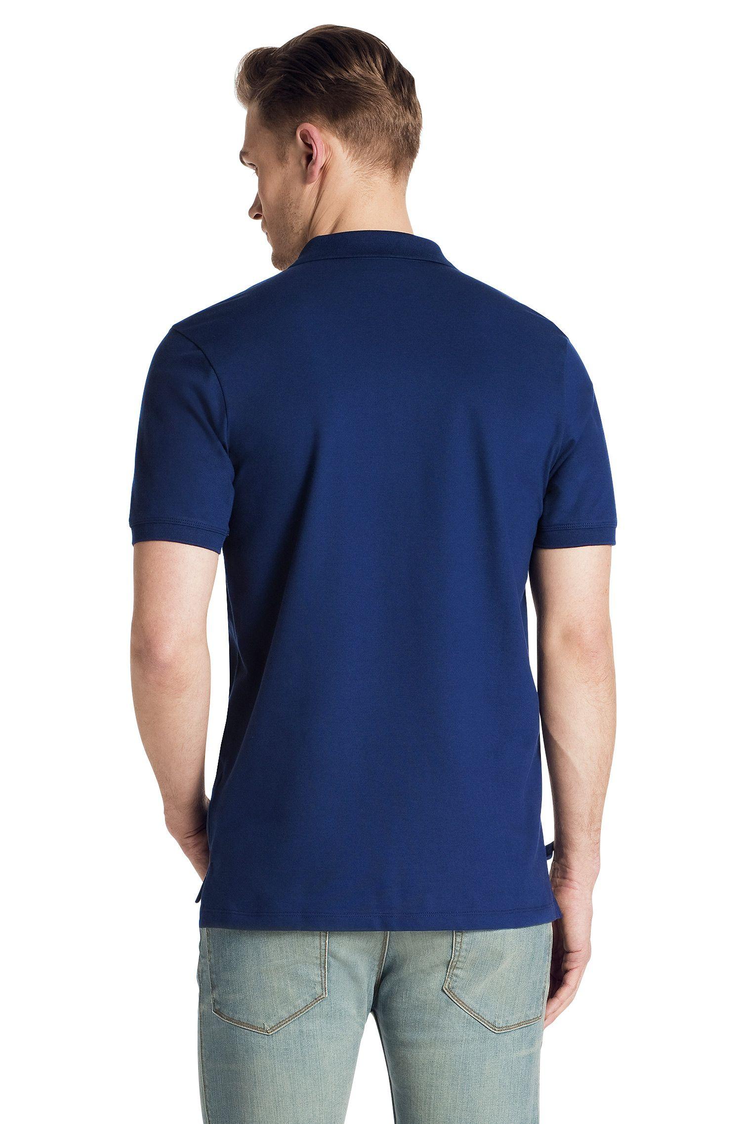 Regular-Fit Poloshirt aus Stretch-Baumwolle: 'Nono'