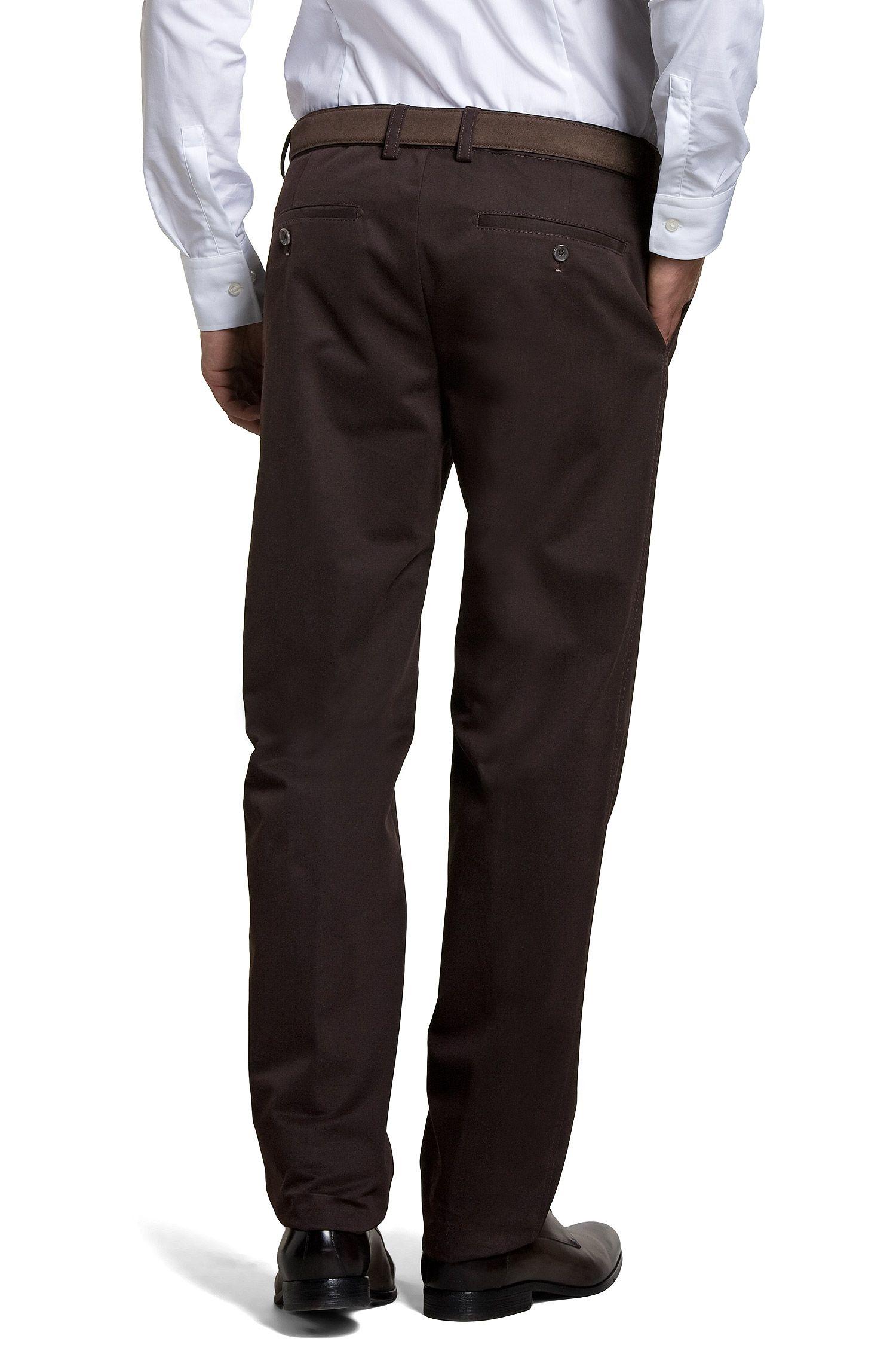 Pantalon casual style chino, Snider