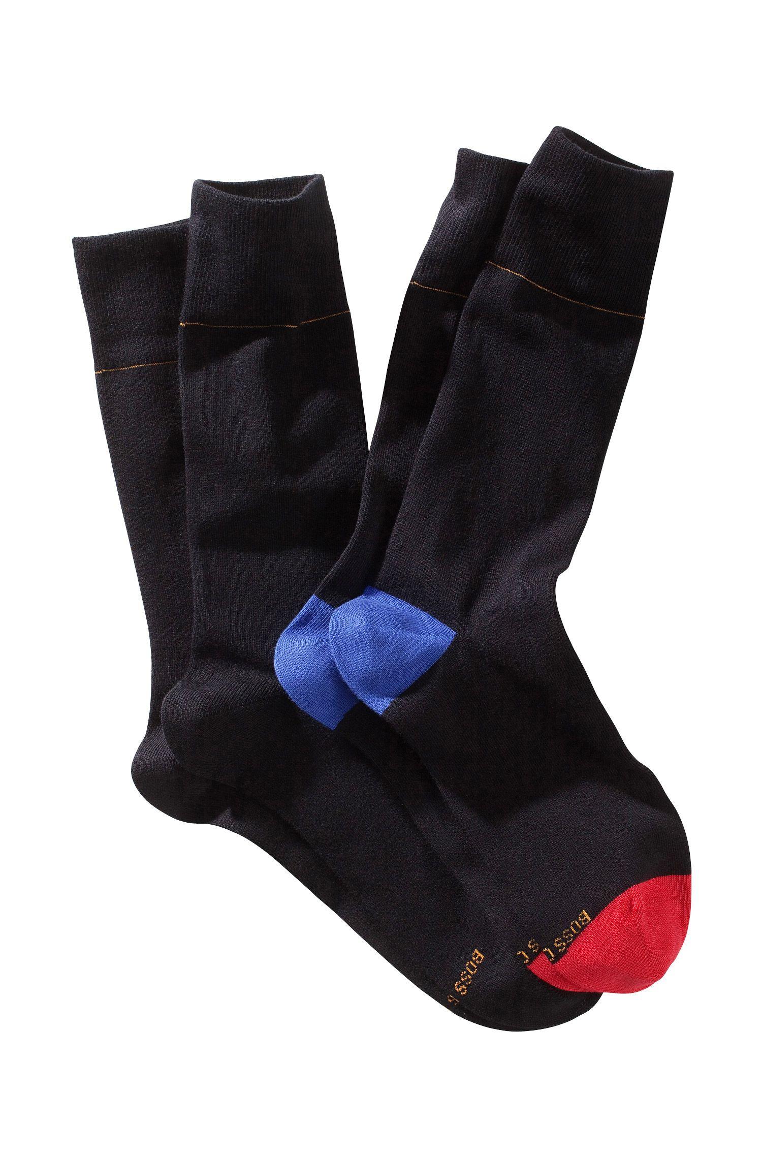 Chaussettes en lot de deux, Twopack RS Design