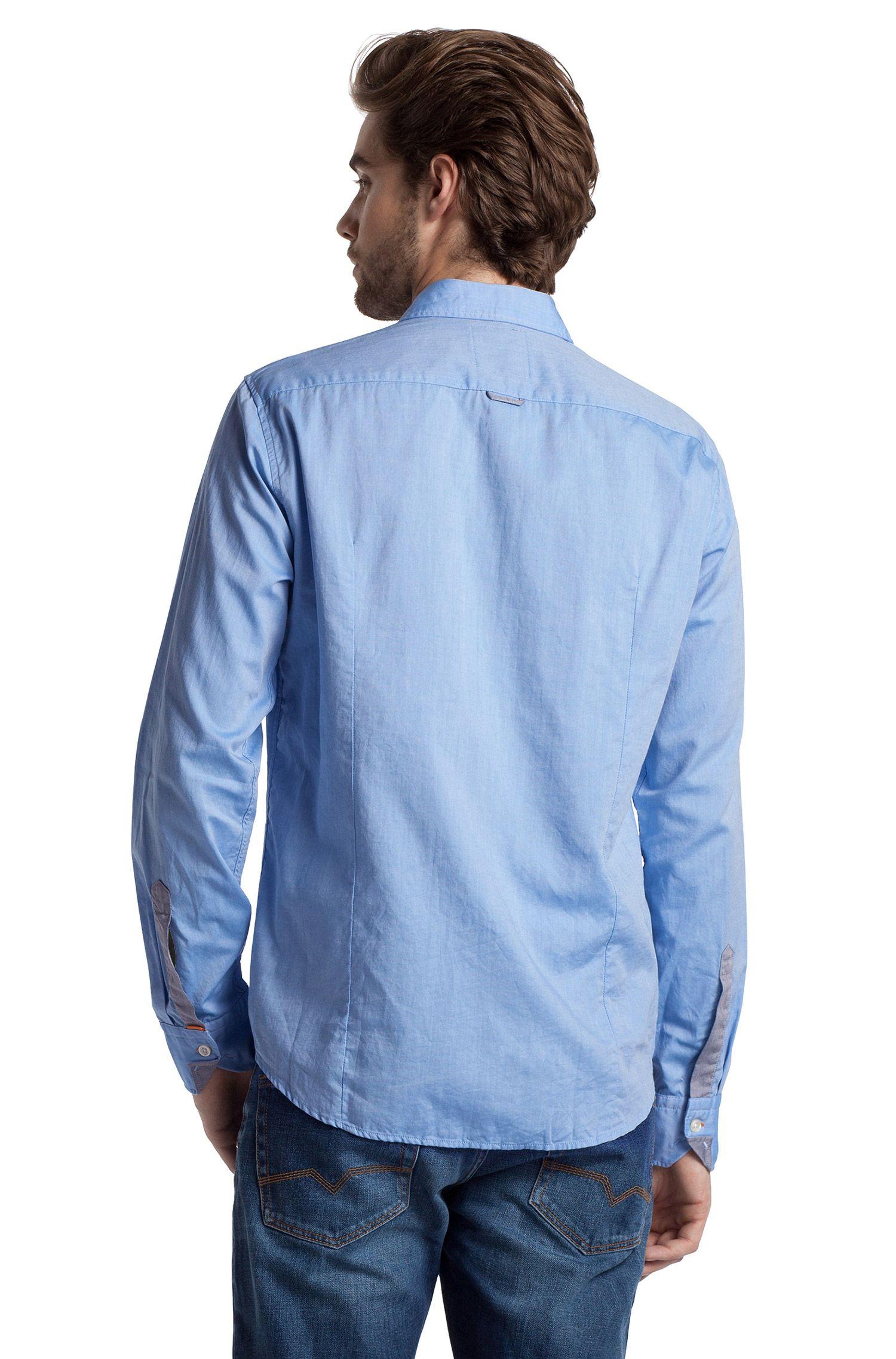 Chemise détente en coton, CliffE