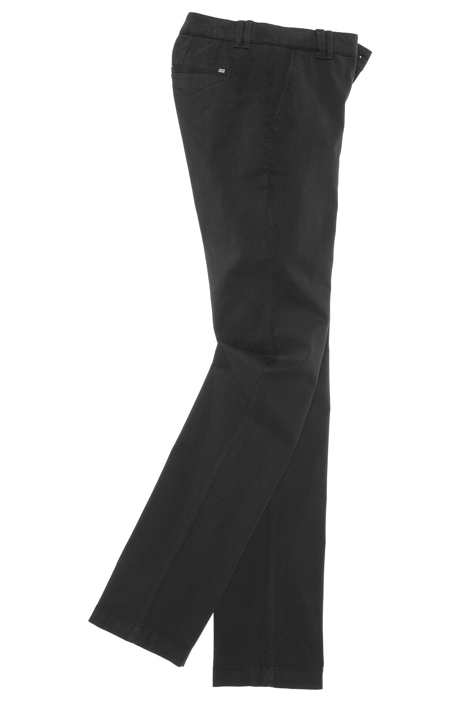 Katoenen broek ´Heliah 2-W` met chino-look