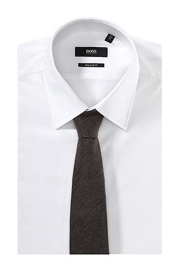 Krawatte ´Tie cm 7.5`, Khaki