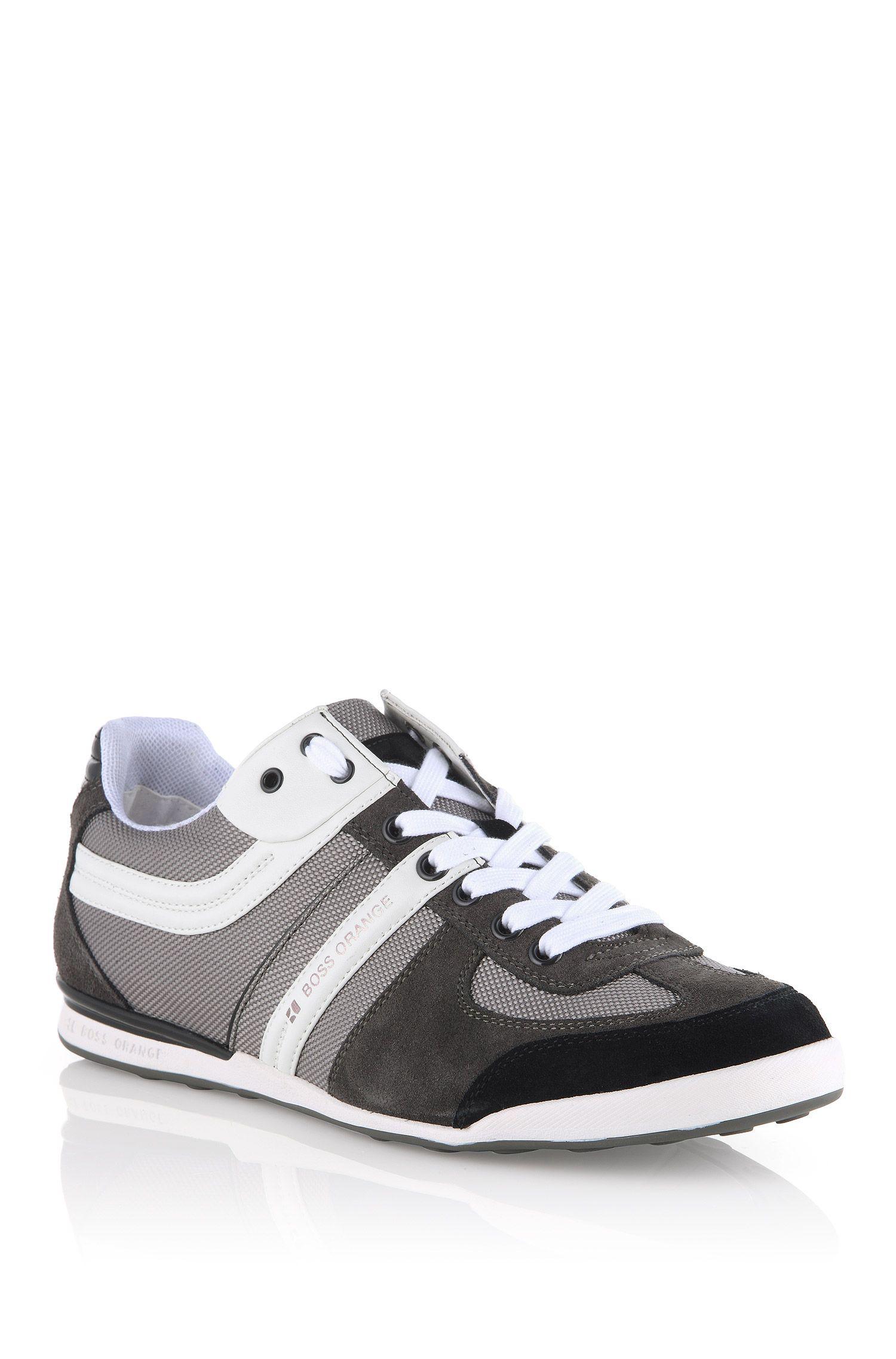 Sneaker ´KEELO` mit Veloursleder und Nylon