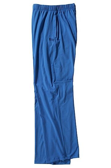 Hose ´Long Pant CW BM` aus Baumwollkomposition, Blau