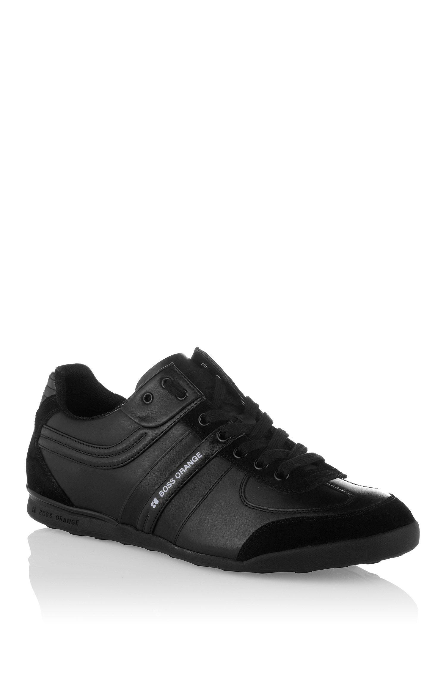 Sneakers ´KIKKO` met ronde neus