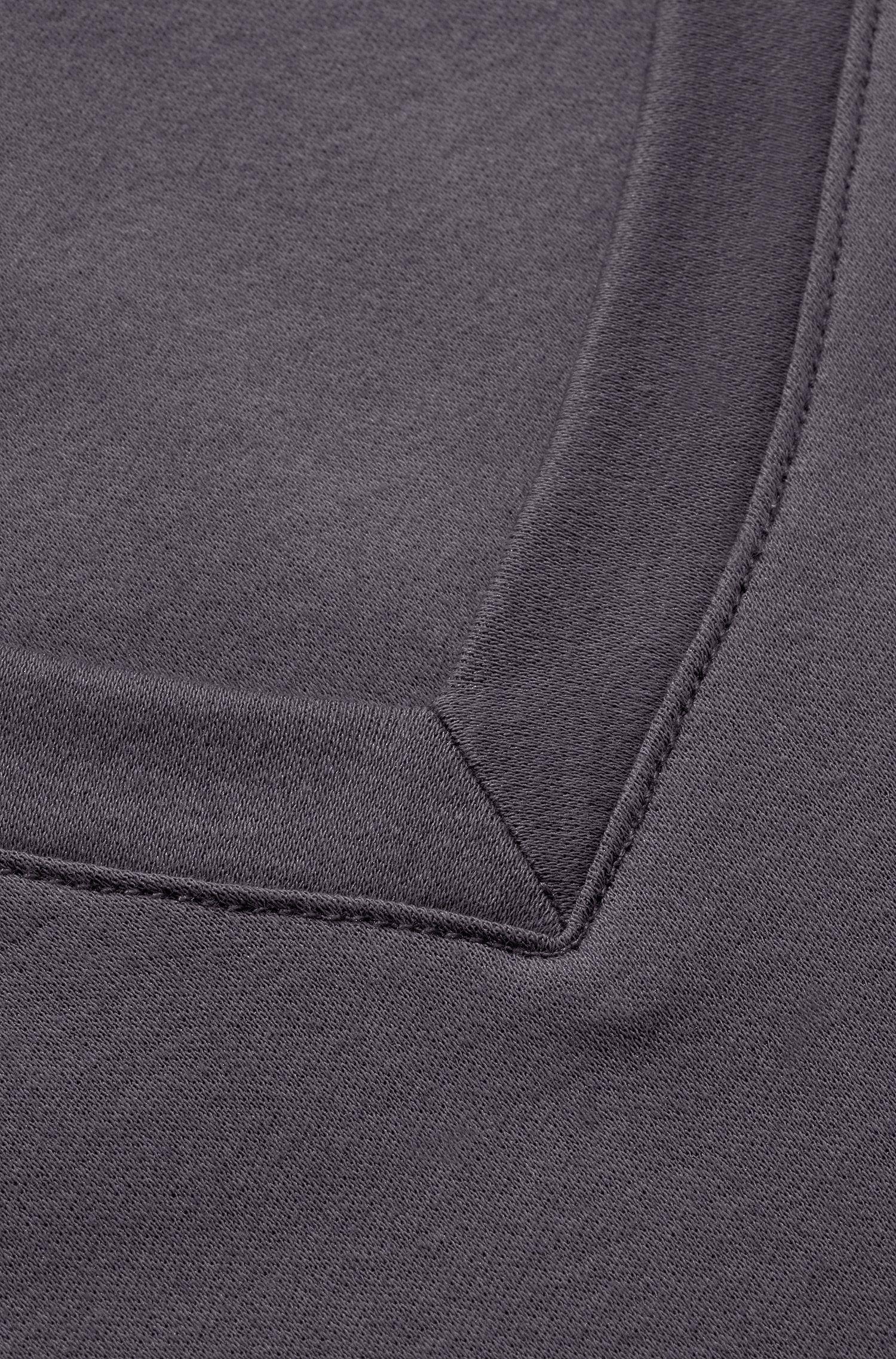 Nachthemd 'Shirt LS VN BM' van katoen