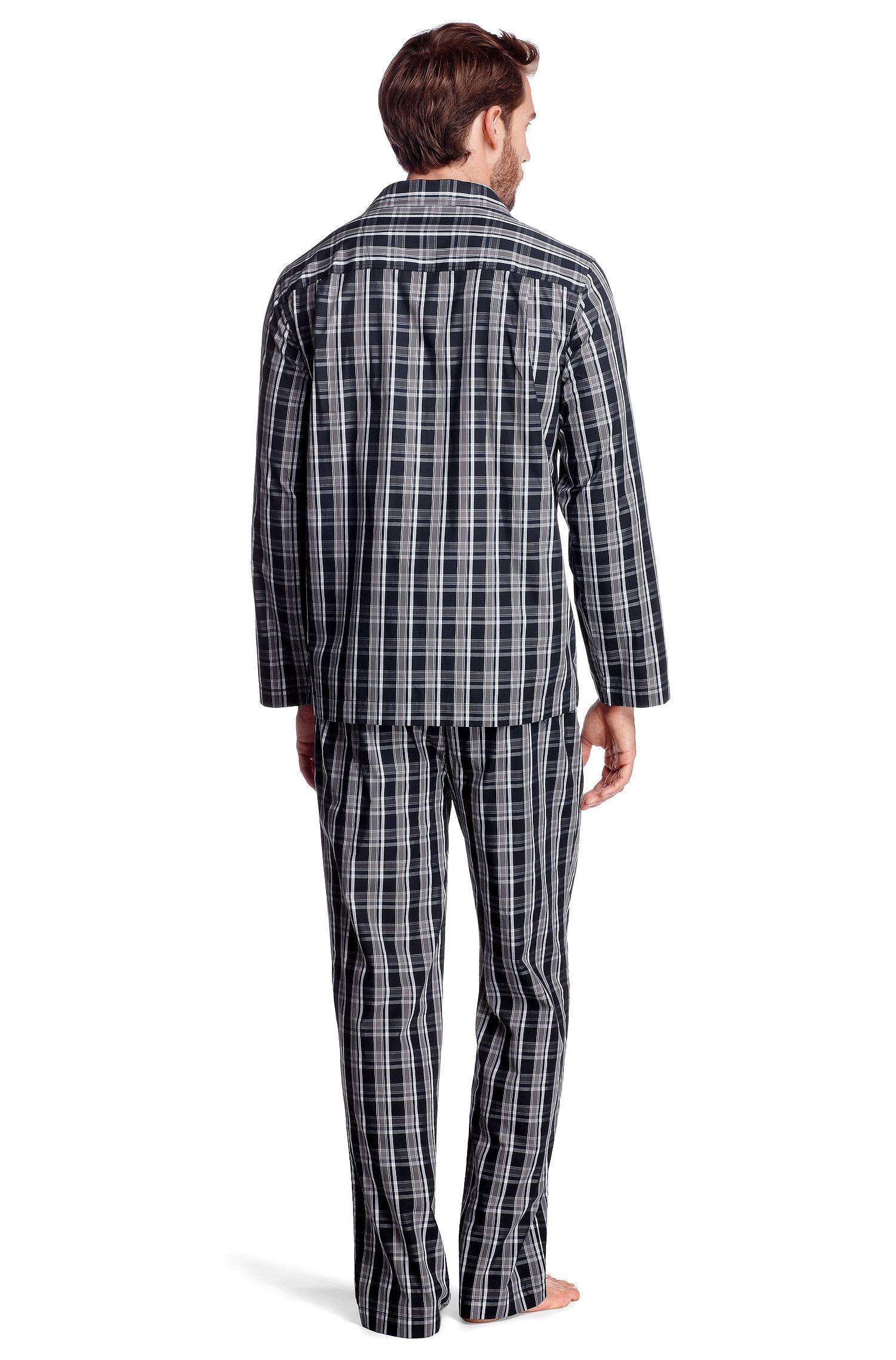 Ensemble de pyjama, Set Long Woven BM