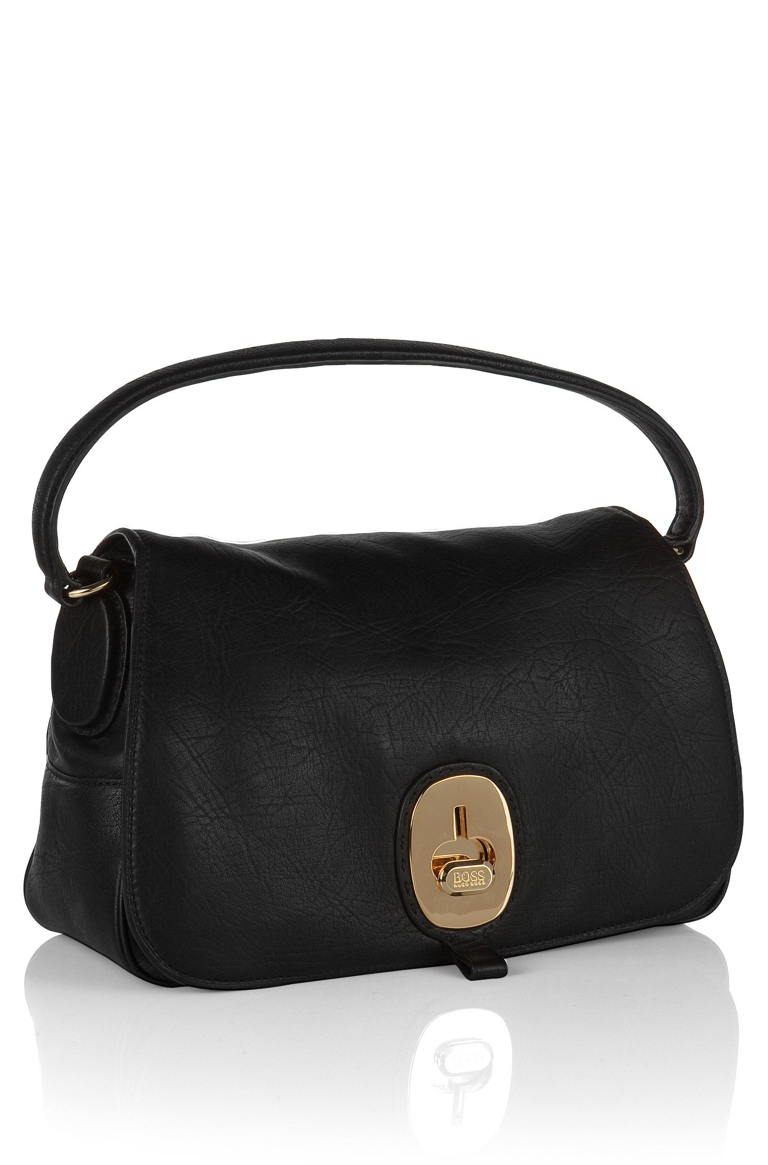 Shoulder Bag ´Evelyne` aus Lammleder